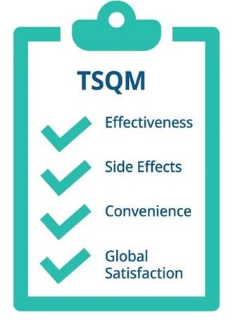 Treatment Satisfaction Questionnaire for Medication (TSQM)