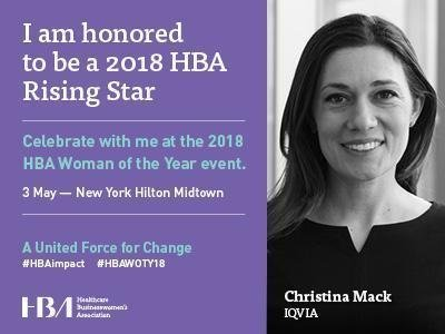 HBA Woman of the Year 2018
