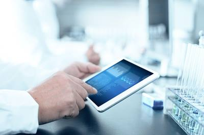 analyze experience by tablet