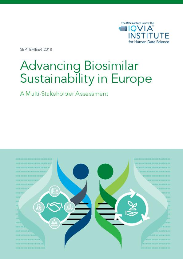 Advancing Biosimilar Sustainability in Europe