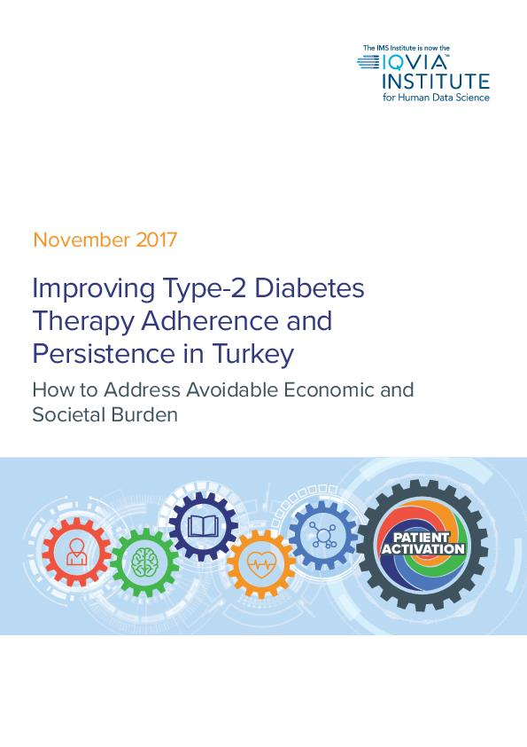 Diabetes Therapy Adherence and Persistence in Turkey