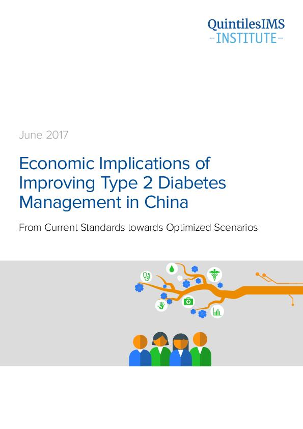 Economic Implications of Diabetes Management in China