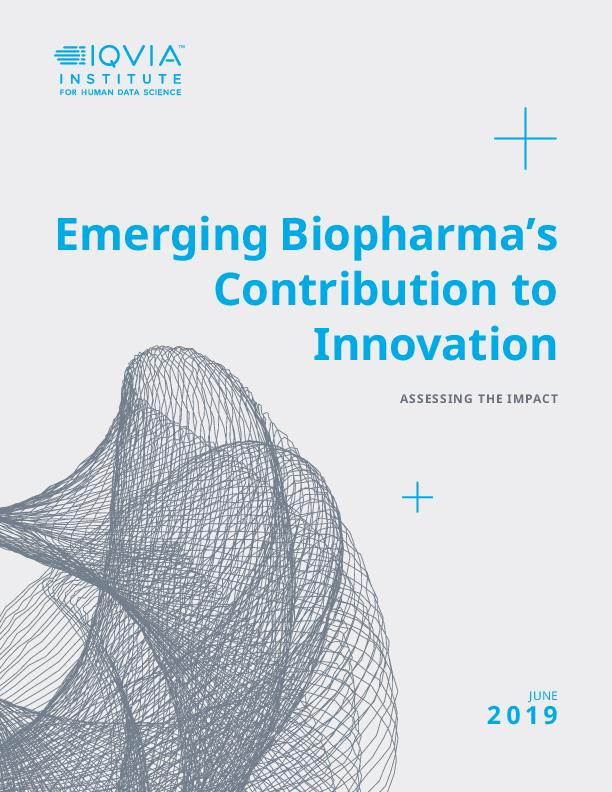 Emerging Biopharmas Contribution to Innovation