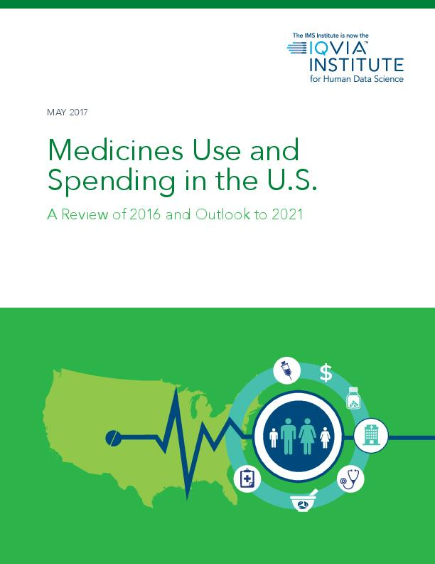 Medicines Use and Spending in the US A Review of 2016