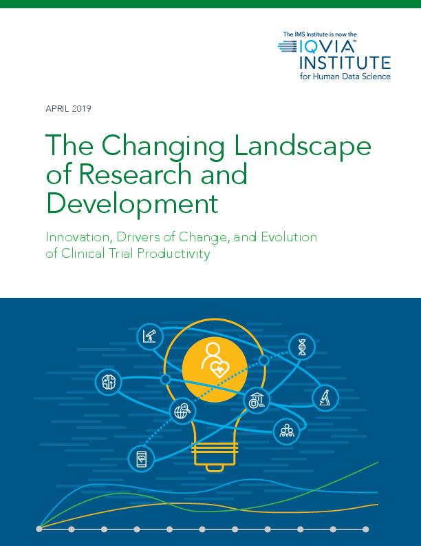 The Changing Landscape of Research and Development