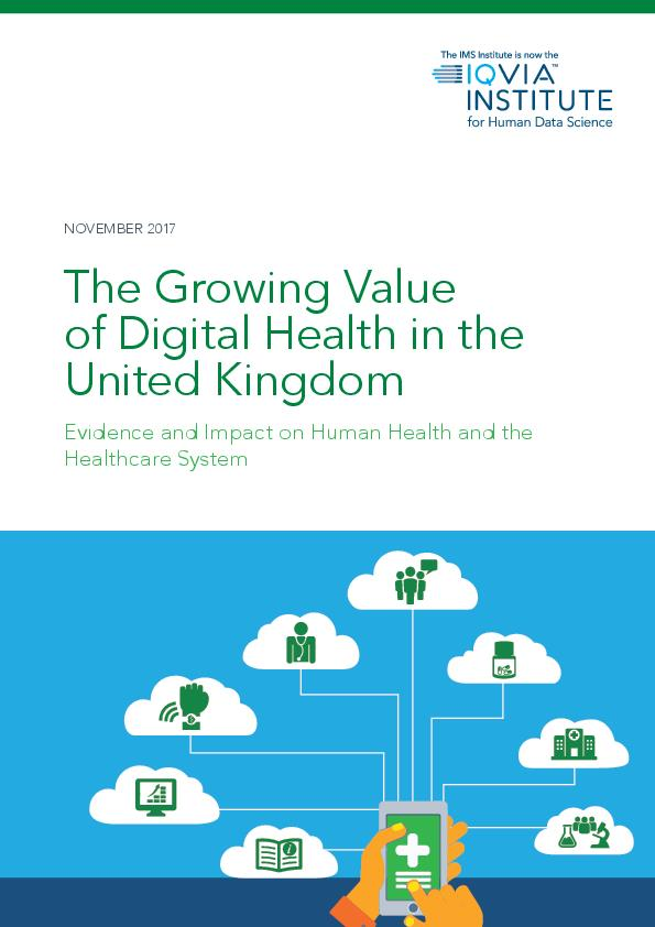 The Growing Value of Digital Health in the United Kingdom