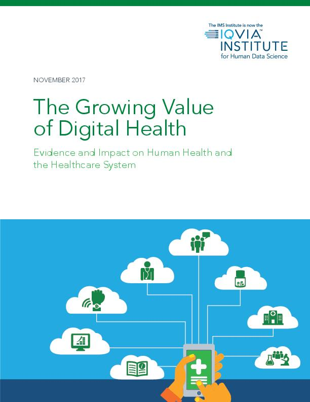 The Growing Value of Digital Health