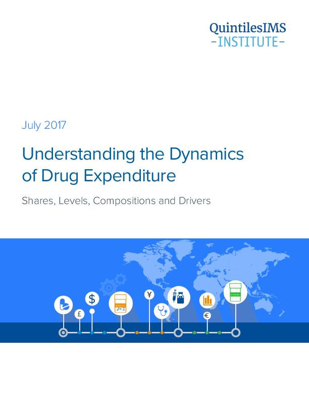Understanding the Dynamics of Drug Expenditure