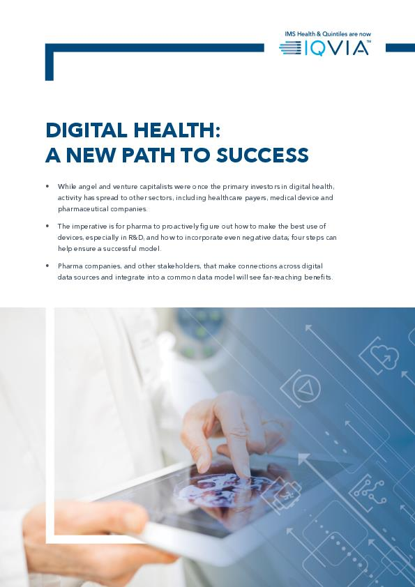 Digital Health A New Path to Success