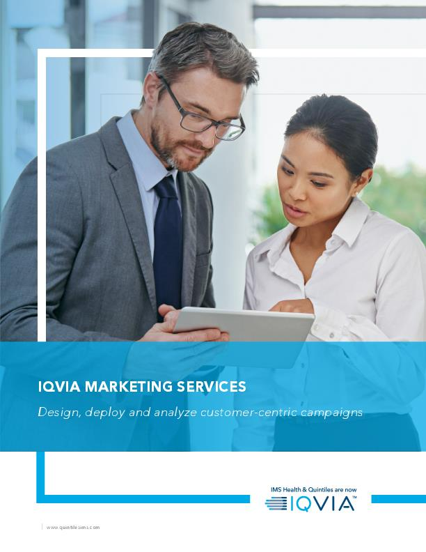 IQVIA Marketing Services