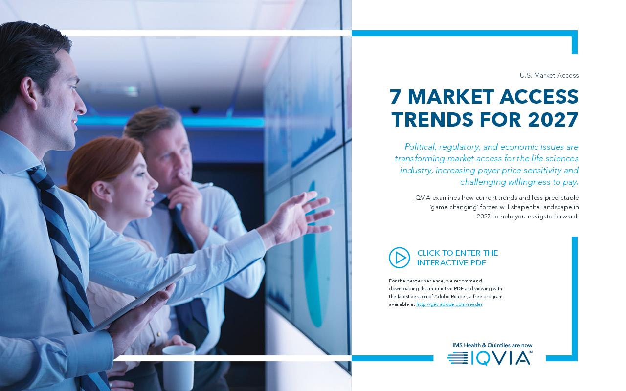 7 Market Access Trends for 2027