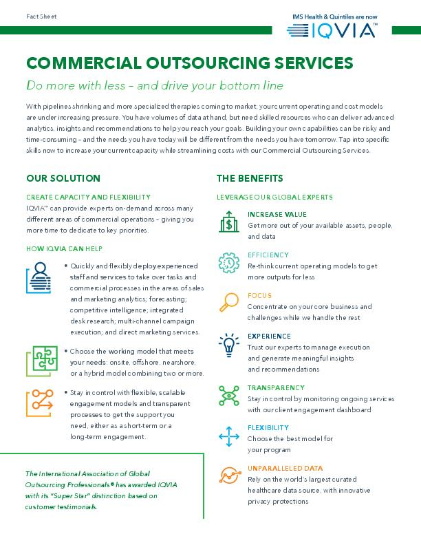 Commercial Outsourcing Services