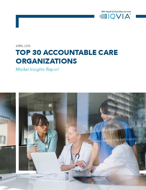 Top 30 Accountable Care Organizations
