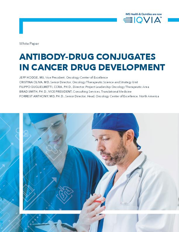 Antibody Drug Conjugates in Cancer Drug Development