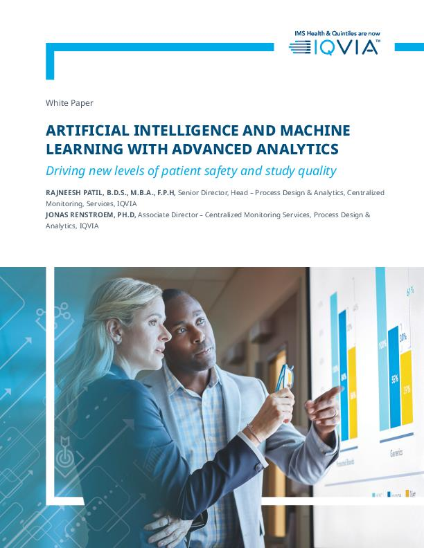 Artificial Intelligence and Machine Learning with Advanced Analytics