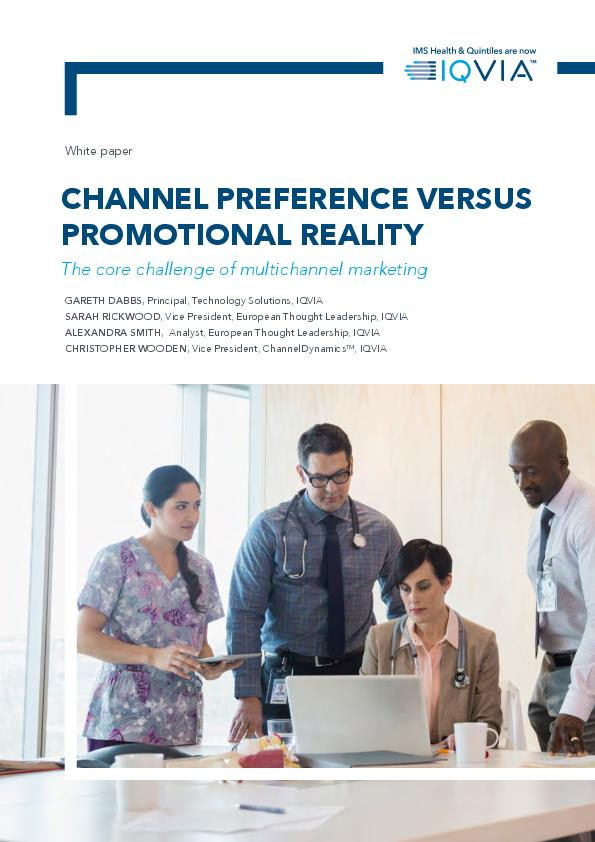 Channel Preference Versus Promotional Reality