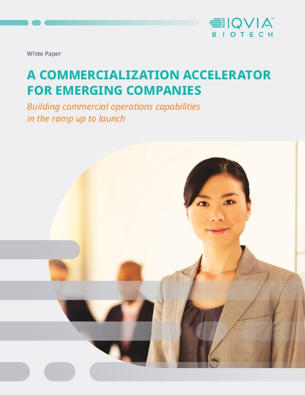 Commercialization Accelerator for Emerging Companies