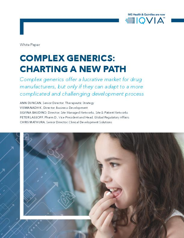Complex Generics Charting a new path