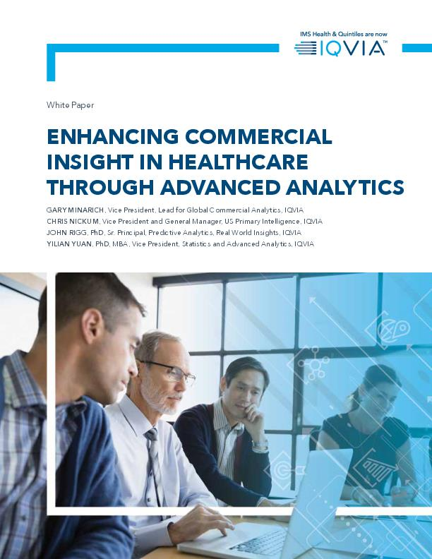 Enhancing Commercial Insight in Healthcare Through Advanced Analytics