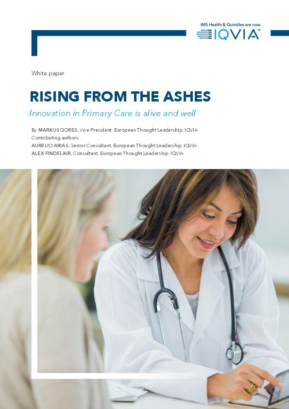 Innovation in Primary Care is Alive and Well