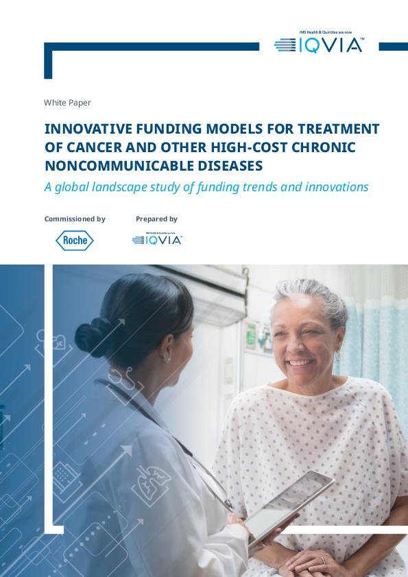 Innovative Funding Models for Treatment of Cancer and Other HighCost Chronic Noncommunicable Disease