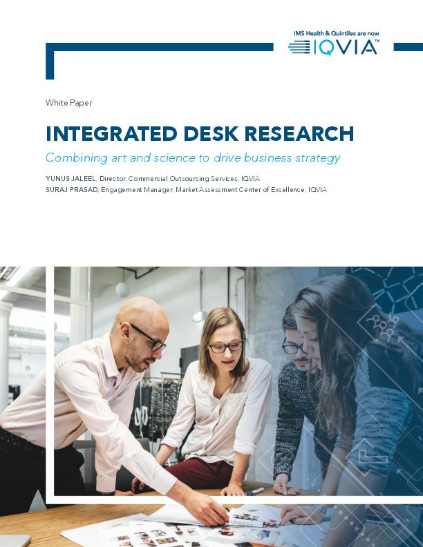 Integrated Desk Research