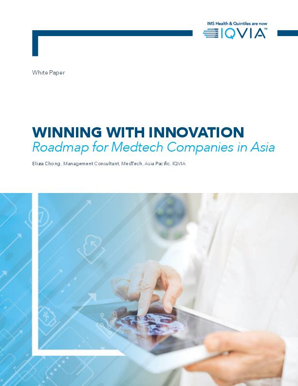 MedTech Asia Pacific Winning with innovation