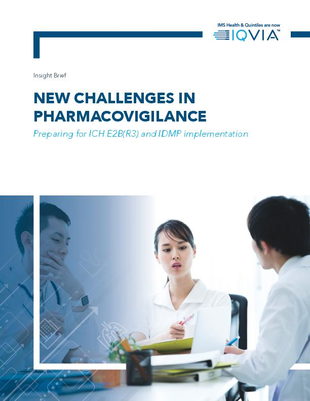New Challenges in Pharmacovigilance