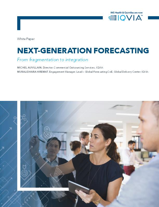 Next generation Forecasting