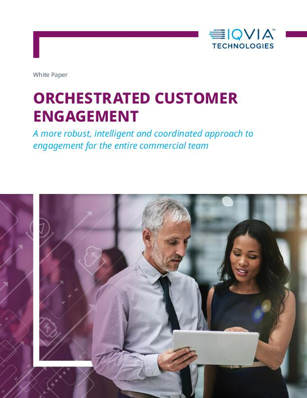 Orchestrating Customer Engagement A more robust intelligent and coordinated approach to engagement