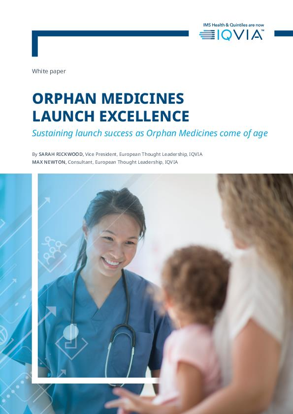 Orphan Medicines Launch Excellence