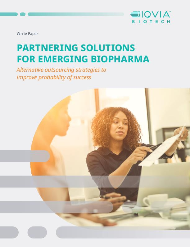 Partnering Solutions for Emerging Biopharma