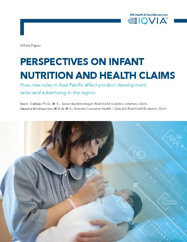 Perspectives on Infant Nutrition and Health Claims