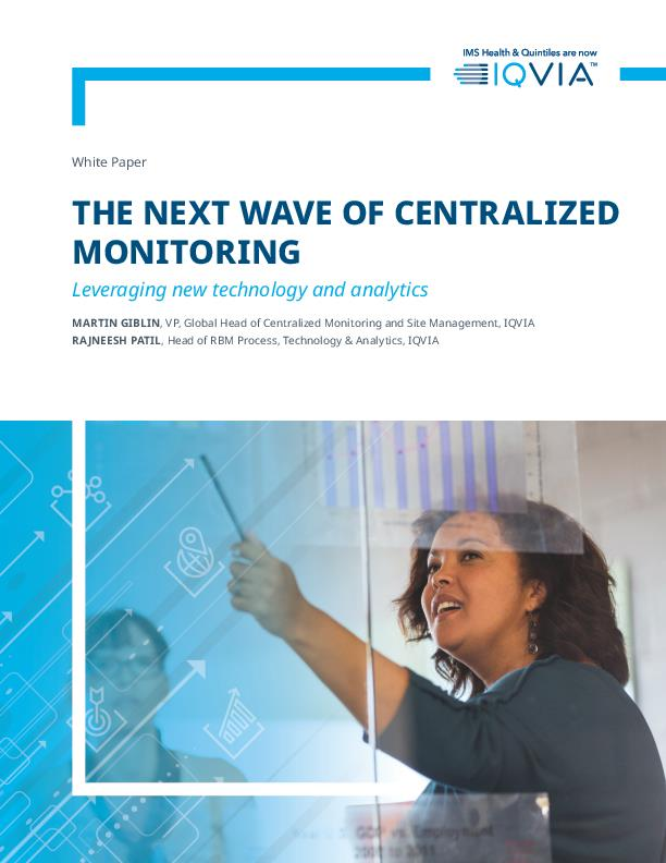 The Next Wave of Centralized Monitoring