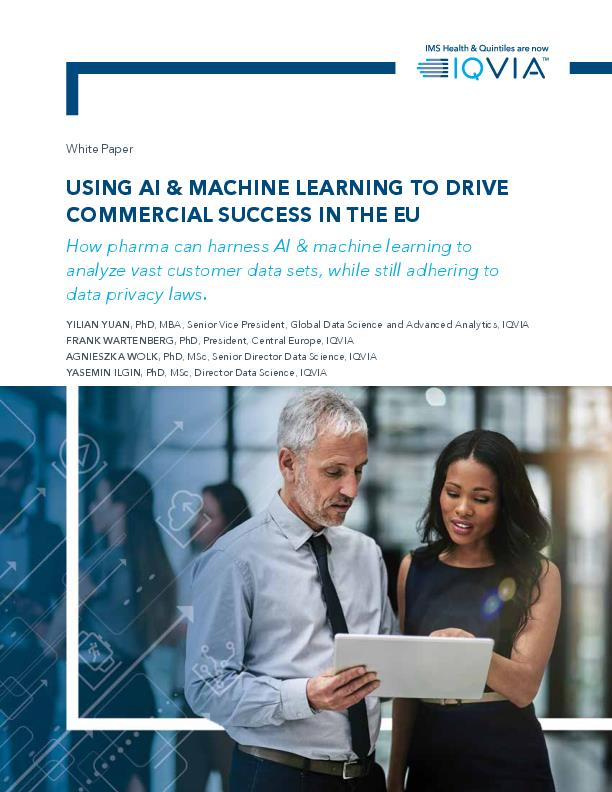 Using AI & Machine Learning to Drive Commercial Success in the EU