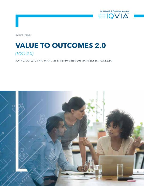 Value to Outcomes